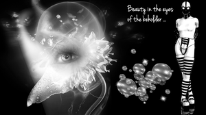 Beauty In The Eyes Of The Beholder by Undead-Academy
