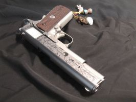 Sucker Punch - Babydoll's 1911 by Interceptor69