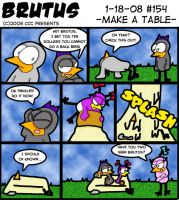 Brutus - 154 - Make A Table by chelano