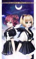 Yumeno- Dream Twins. by UnseelieAllure