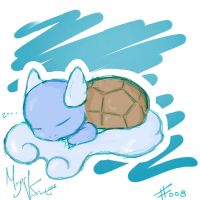 Wartortle by Black-Cloud-Club