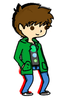 Tobuscus Chibi by 51mm0n5