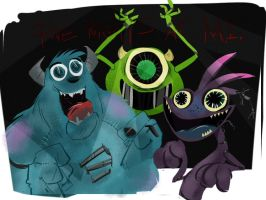 five nights at mi by coffeebandit
