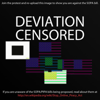 Deviation Censored by TomRedlion