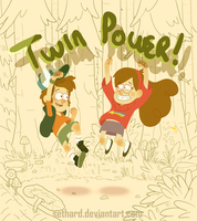 Super Twin Power! by Sethard