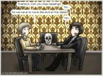 Dinner with Sherlock by Star-Jem