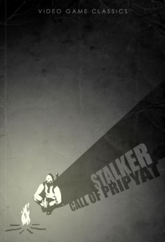 Stalker book cover by Psubrat