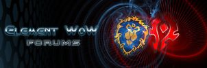 Forums Banner by Sxania