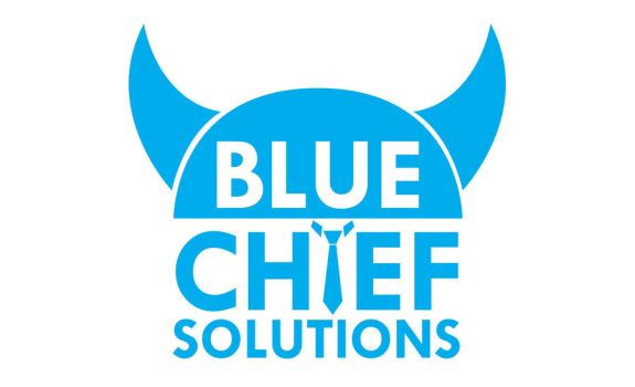 BlueChief Solutions Logo entry 1 by Tynermeister
