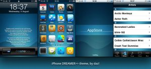 Dreamer iPhone theme by darren-coates