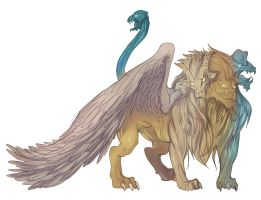 Chimera X3 by ManiacPaint