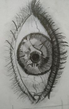 The eye that see it all by LOUSY-1001-0100