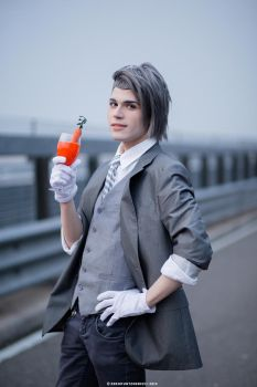 Bugs Bunny Cosplay (Sakimichan Design) - Hey, Doc! by DakunCosplay