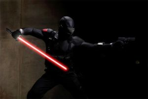 Snake Eyes Jedi by PhantomKat813