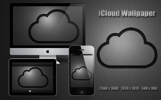 -iCloud Wallpaper- by GiggsyBest