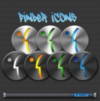 Finder Icons by BSided
