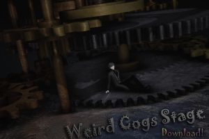 Weird Cogs Stage [Download] by DimentionalAlice