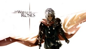 Wars of the Roses - Lancaster by vitellan