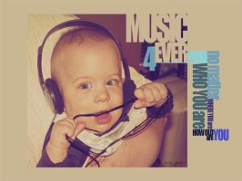 Music For Everyone by ROL4NDesignStudio