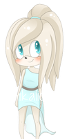 Chibi Adoptable Sonic Style + Pixel Icon [CLOSED] by Chiikalicious