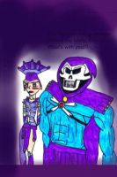 Skeletor's Suspicion by FemaleJester1212