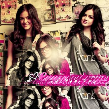 Lucy Hale Blend by RYFPE