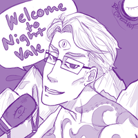 Night Vale: Welcome by zelkkova