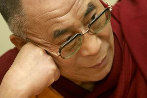The Dalai Lama by dmack