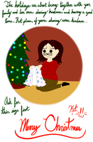 Merry Christmas Everyone by KitKatMuffin