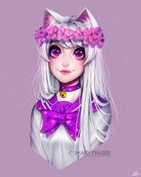 C: Sweet Pea by maryfraser