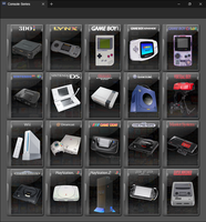 Console Series by GameBoxIcons