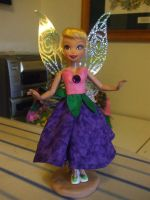 Tink Project _ dress 1 by SassyPheonix