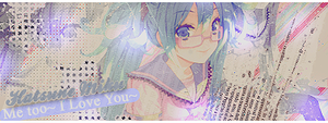 :: Miku's Tag Out :: by Sweet-Mitsu