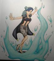 aquas power by lilih2o