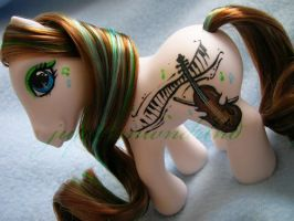 The Violinist by customlpvalley