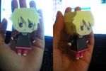 Ruki Papercraft :D by nena