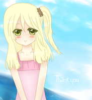 :Thank.You: by Lucky-KaiRi