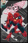 The Impossible Spiderman Cover by AJ-Prime
