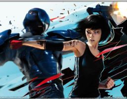Mirrors Edge by bigboomparty