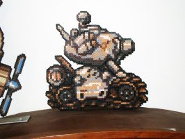 Metal Slug Type001 Bead Sprite by DrOctoroc