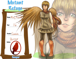 Mutant-Refuge App 2013-14 by TheAwesomeTrina
