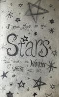 Stars by Grace Potter by LittleFallOfRain33