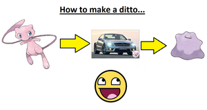 How to make a Ditto... by flippytiger