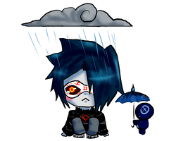 Today Rain is hard by Shadeo
