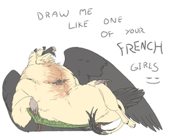 One of my french girls by SaritaWolff