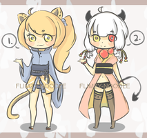 Kimono Adopt Auction #3 [CLOSED] by Flimzy-Noodle