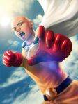 The Caped Baldy by AgusSW