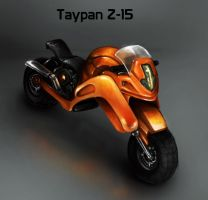 Taipan Bike concept by GremlinCat
