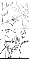 Shadow's Propose by misomin77