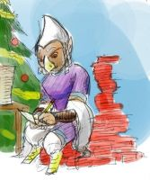 5th day of Christmas by jameson9101322
